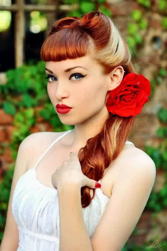 retro-hairstyles-3 11 Tips on Mixing Antique and Modern Décor Styles