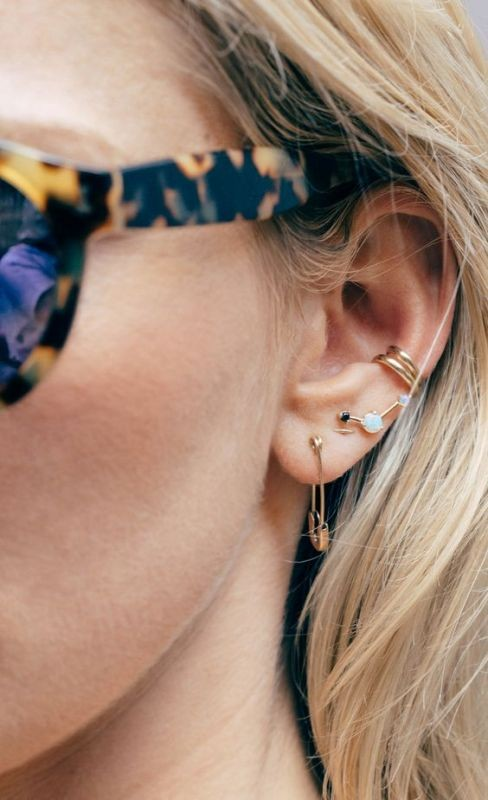 safety-pins 23+ Most Breathtaking Jewelry Trends in 2021 - 2022