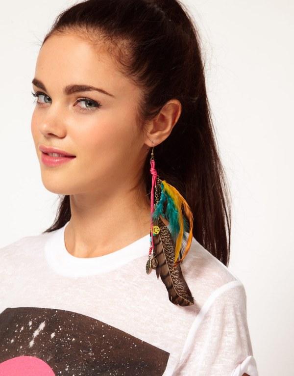 single-earrings-3 23 Most Breathtaking Jewelry Trends in 2017