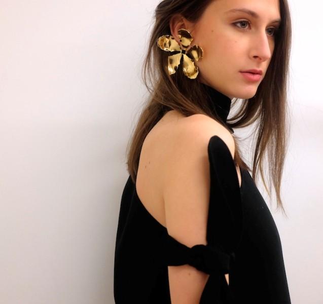 single-earrings-6 23+ Most Breathtaking Jewelry Trends in 2021 - 2022
