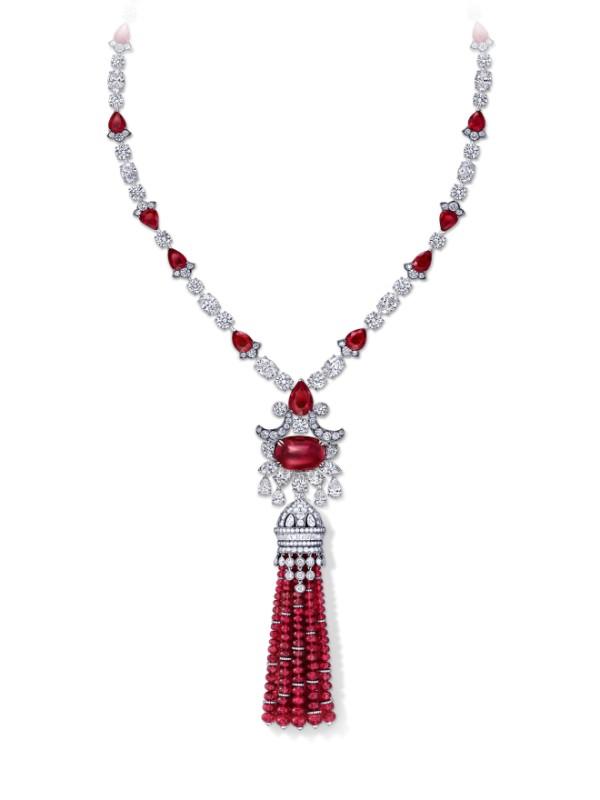 tassel-jewelry-3 23+ Most Breathtaking Jewelry Trends in 2021 - 2022