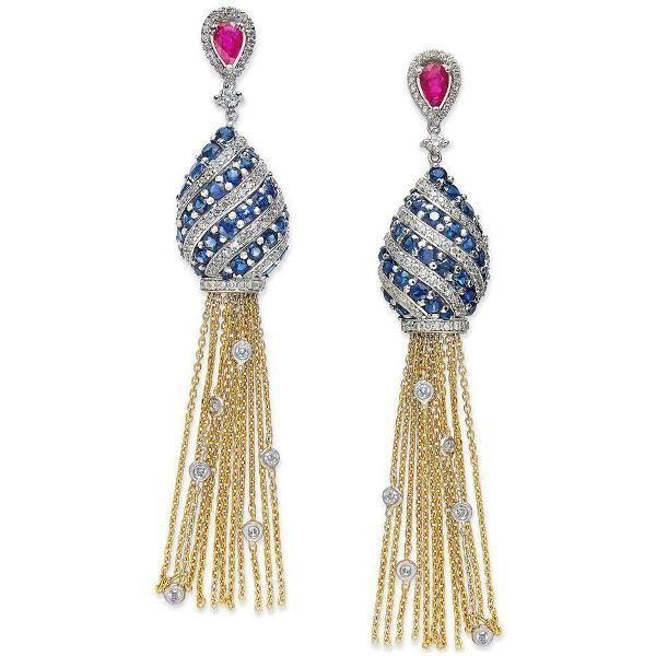 tassel-jewelry-4 23+ Most Breathtaking Jewelry Trends in 2020