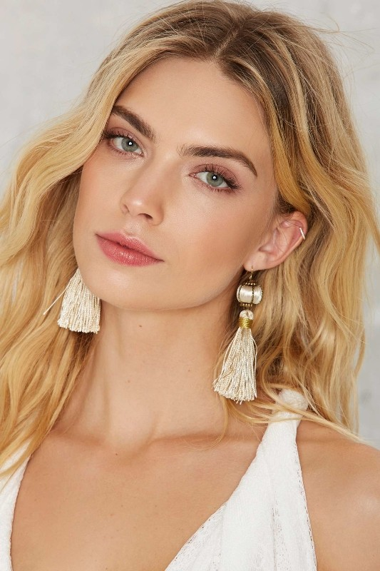 tassel-jewelry-6 23 Most Breathtaking Jewelry Trends in 2017