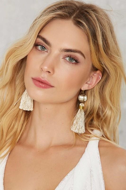 tassel-jewelry-6 23+ Most Breathtaking Jewelry Trends in 2021 - 2022