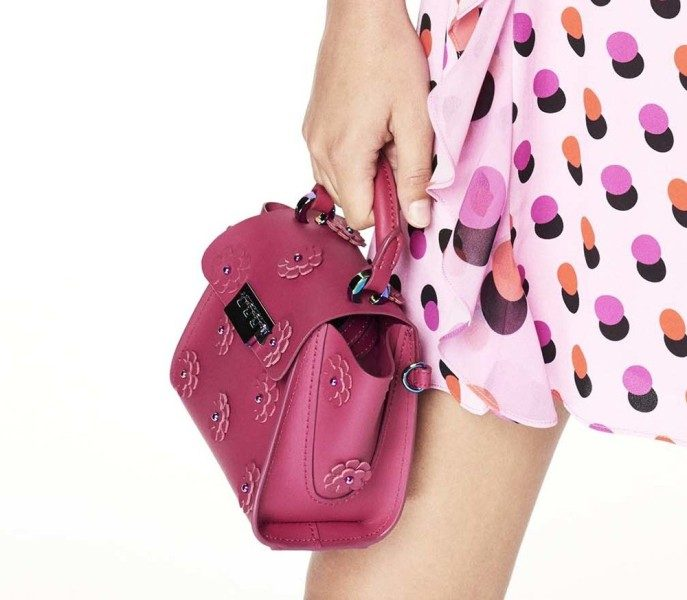 top-handles-8 26+ Awesome Handbag Trends for Women in 2018