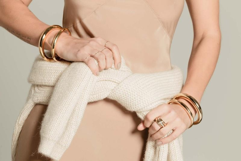 twin-cuffs-and-bracelets-1 23+ Most Breathtaking Jewelry Trends in 2020