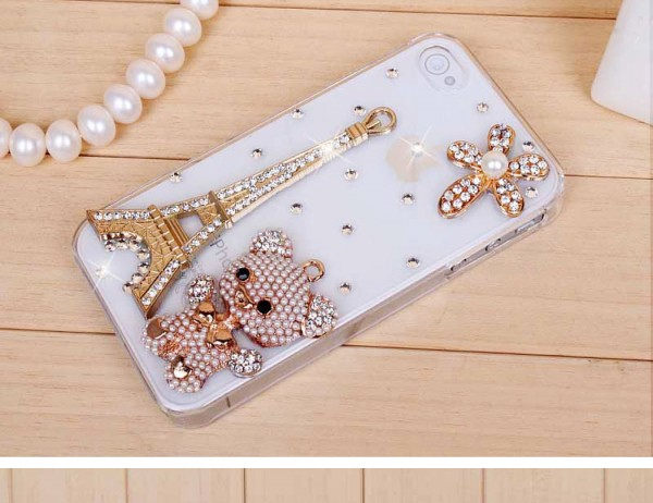 000000001 80+ Diamond Mobile Covers