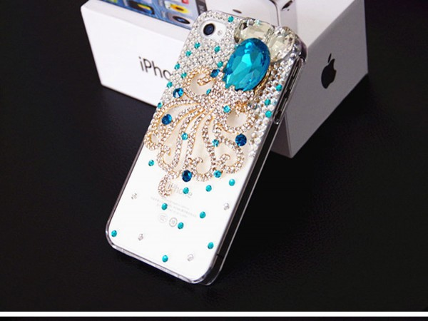 001 80+ Diamond Mobile Covers