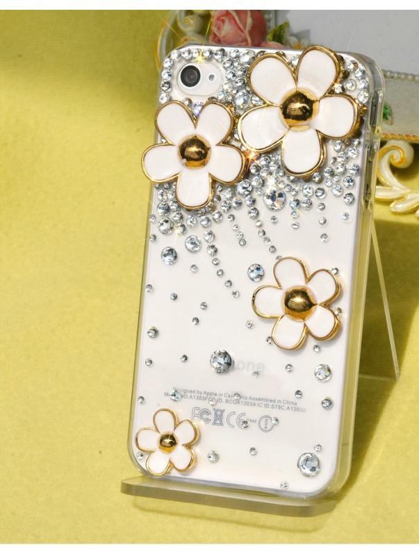 110 80+ Diamond Mobile Covers