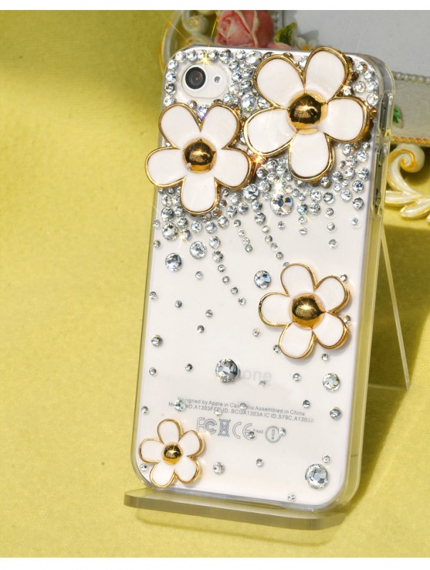 110 80+ Diamond Mobile Covers