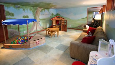 Photo of +25 Marvelous Kids' Rooms Ceiling Designs Ideas