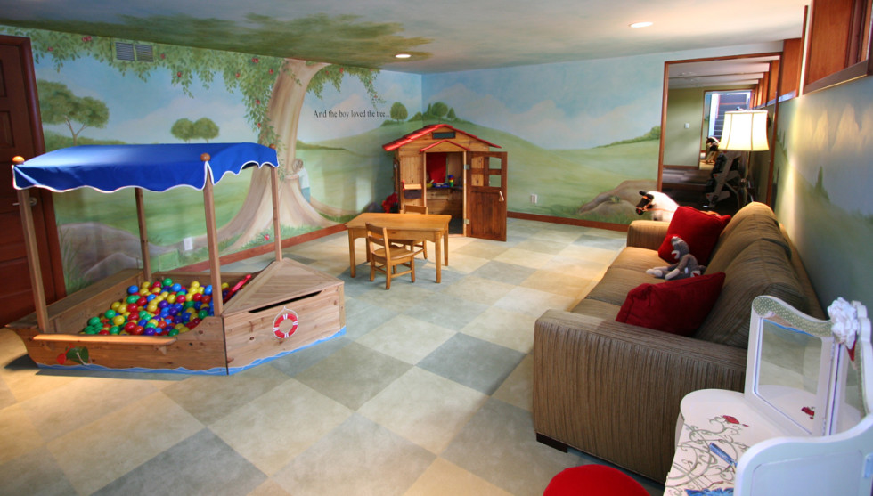 844 +25 Marvelous Kids' Rooms Ceiling Designs Ideas