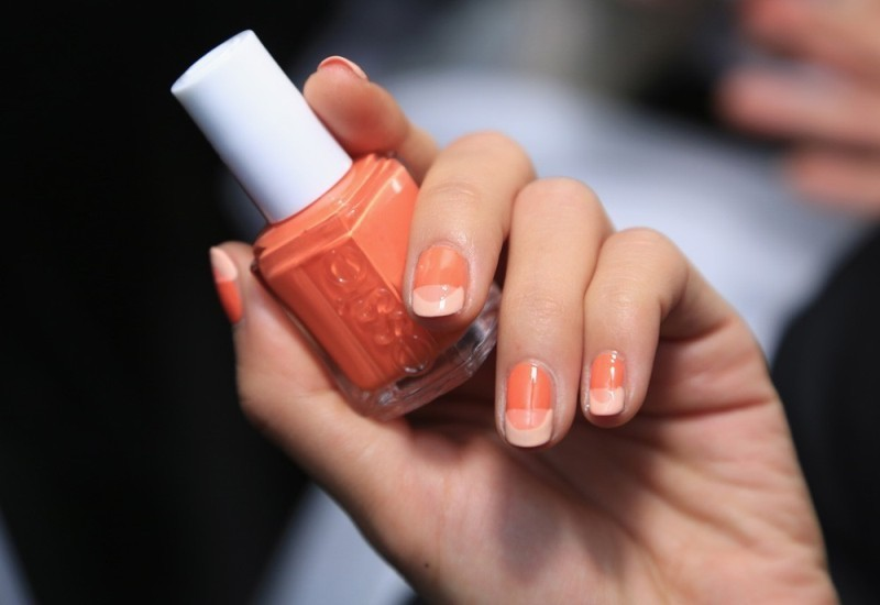 French-manicure-13 28+ Dazzling Nail Polish Trends You Must Try in 2018
