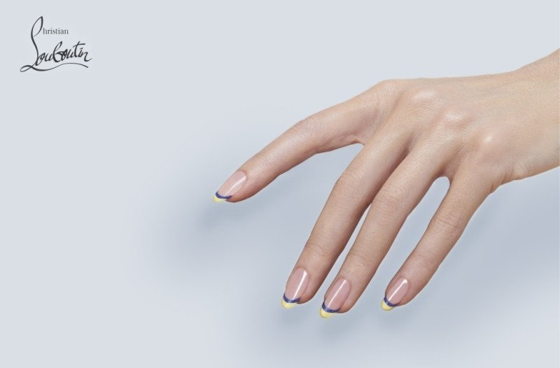 French-manicure-15 28+ Dazzling Nail Polish Trends You Must Try in 2021