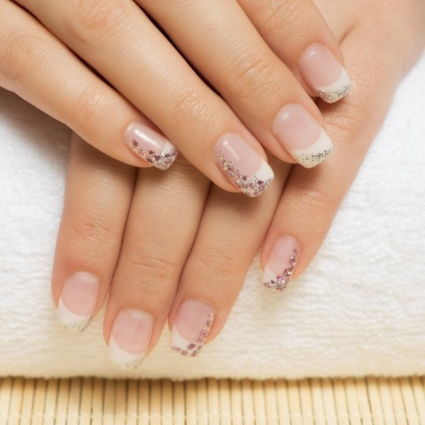 French-manicure-23 28 Dazzling Nail Polish Trends You Must Try in 2017