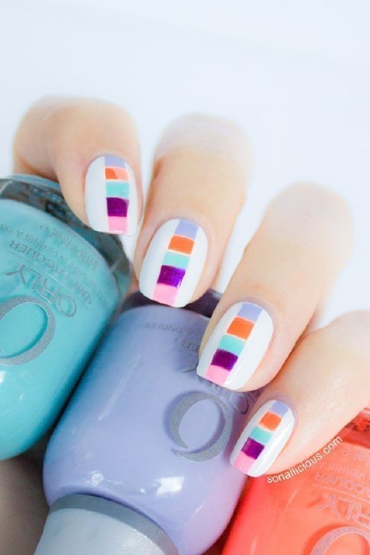 Nail-trends-2017-1 28+ Dazzling Nail Polish Trends You Must Try in 2021