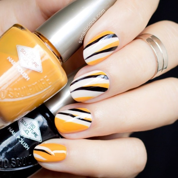 Nail-trends-2017-10 28+ Dazzling Nail Polish Trends You Must Try in 2021