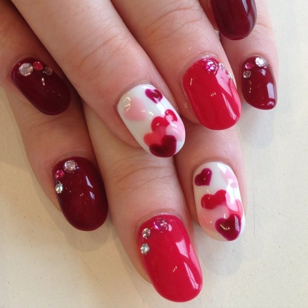 Nail-trends-2017-13 28+ Dazzling Nail Polish Trends You Must Try in 2018
