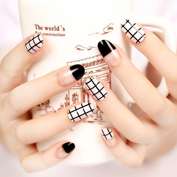 Nail-trends-2017-14 28+ Dazzling Nail Polish Trends You Must Try in 2021