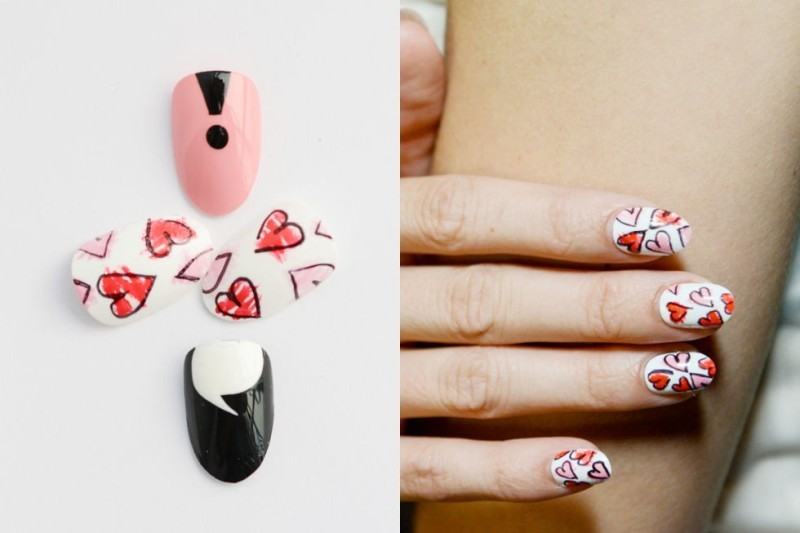Nail-trends-2017-16 28+ Dazzling Nail Polish Trends You Must Try in 2021