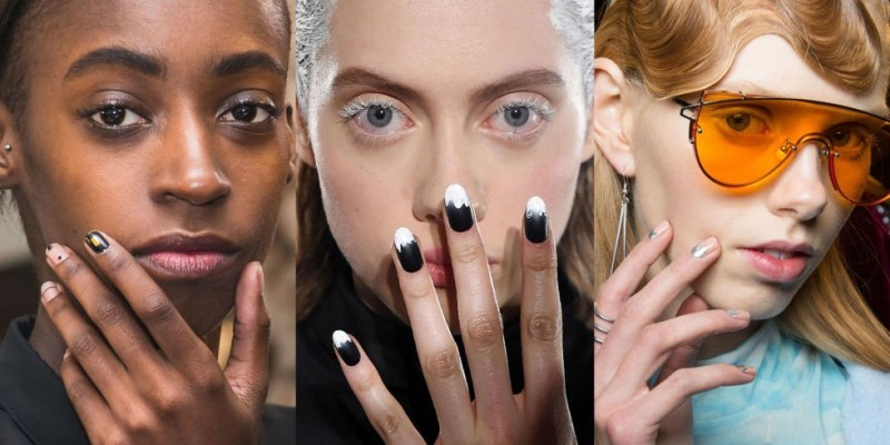 Nail-trends-2017-18 28+ Dazzling Nail Polish Trends You Must Try in 2019