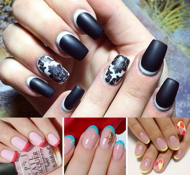 Nail-trends-2017-19 28+ Dazzling Nail Polish Trends You Must Try in 2021
