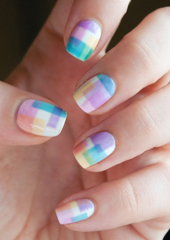 Nail-trends-2017-2 28+ Dazzling Nail Polish Trends You Must Try in 2019