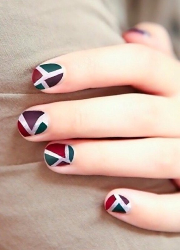 Nail-trends-2017-3 28+ Dazzling Nail Polish Trends You Must Try in 2019