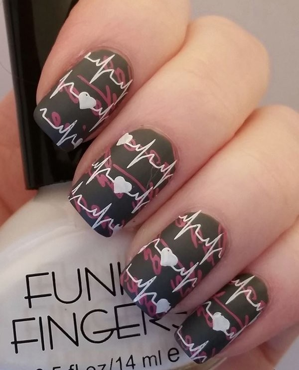 Nail-trends-2017-4 28+ Dazzling Nail Polish Trends You Must Try in 2021