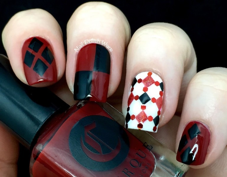Nail-trends-2017-8 28+ Dazzling Nail Polish Trends You Must Try in 2021