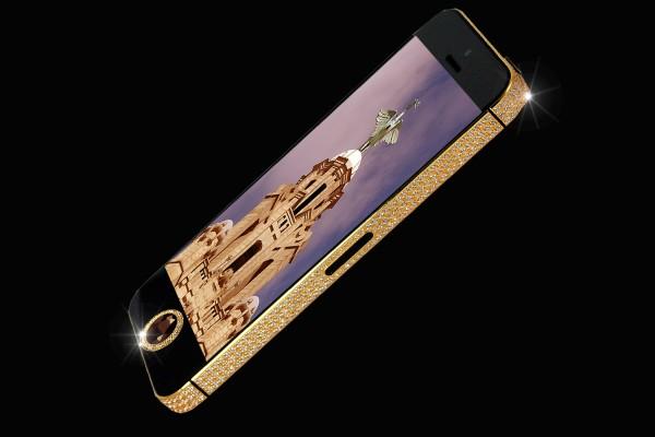 Stuart-Hughes-Black-Diamond-iPhone-5-3 80+ Diamond Mobile Covers