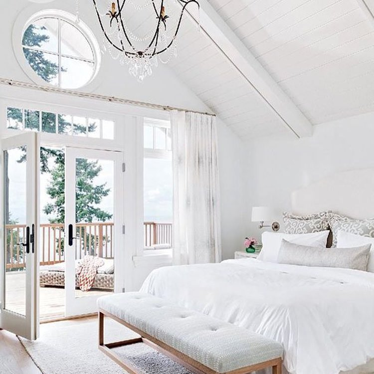 Sydney-White-Bedroom-Design 5 Main Bedroom Design Trends For 2018