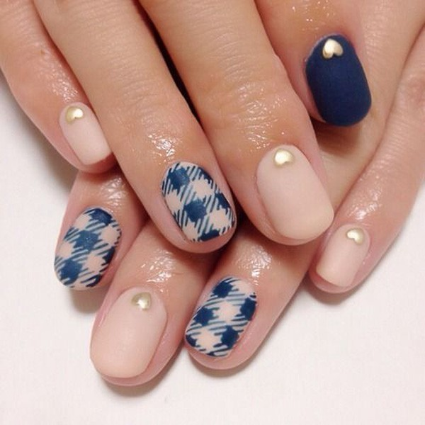 Two-colors-10 28+ Dazzling Nail Polish Trends You Must Try in 2018