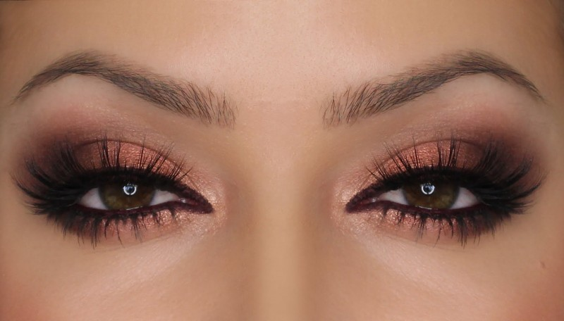 copper-eye-makeup-4 14 Latest Makeup Trends to Be More Gorgeous in 2020