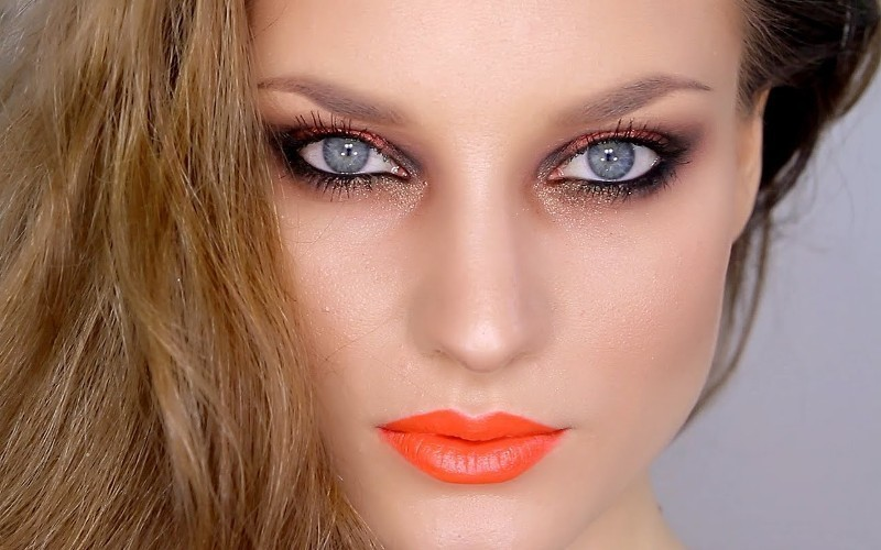 copper-eye-makeup-5 14 Makeup Trends to Be More Gorgeous in 2017