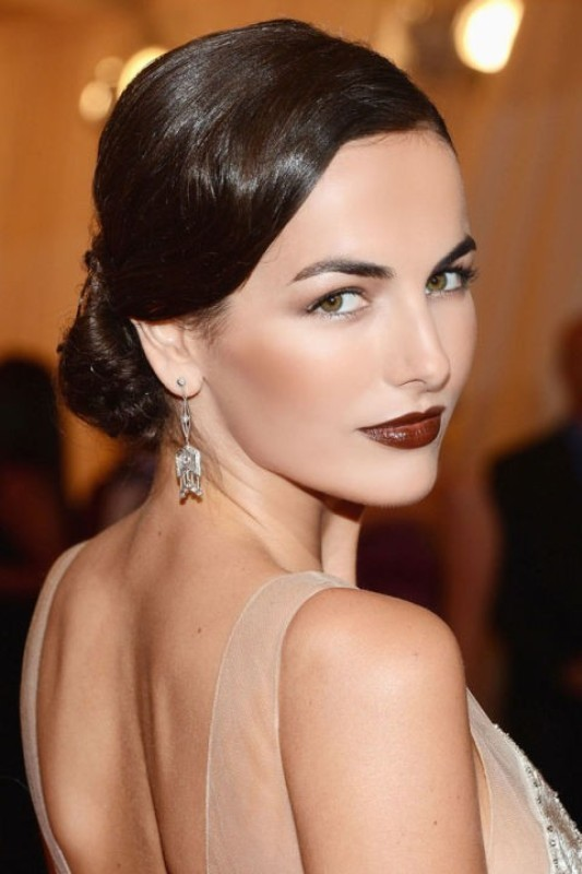 dark-lips-5 14 Latest Makeup Trends to Be More Gorgeous in 2020