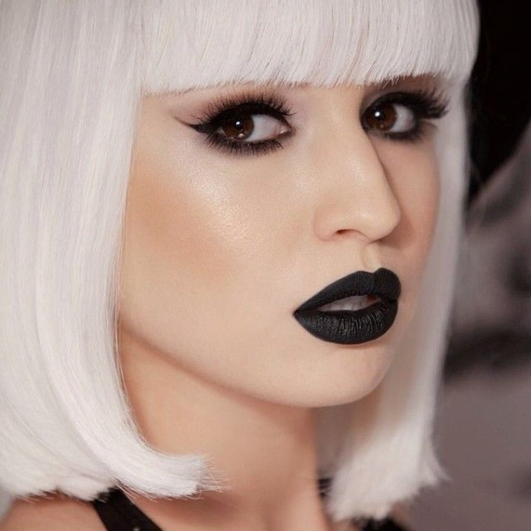 dark-lips-8 14 Latest Makeup Trends to Be More Gorgeous in 2020