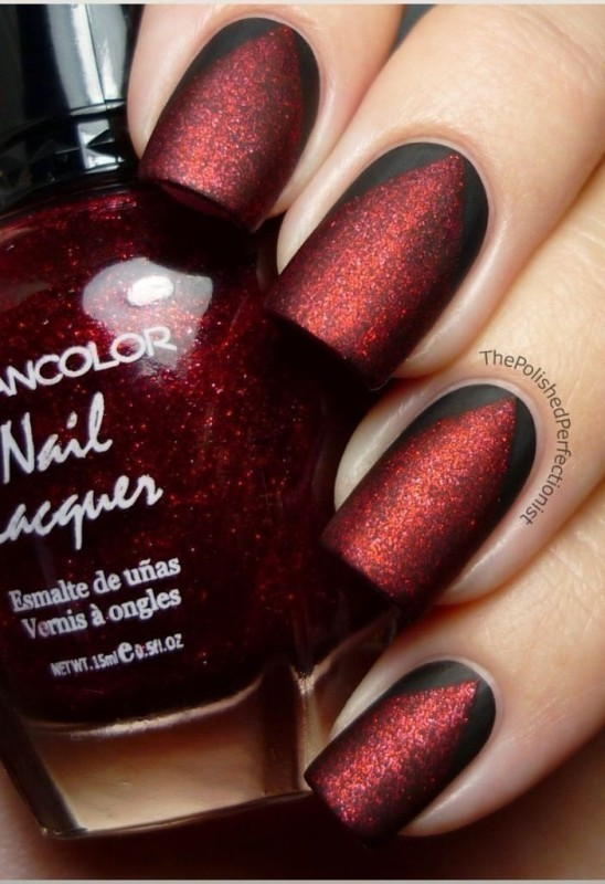 dark-nails-4 28+ Dazzling Nail Polish Trends You Must Try in 2021