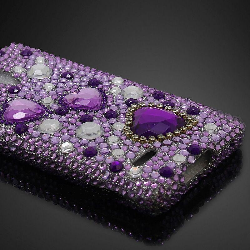 for-lg-optimus-l9-p769-t-mobile-luxmo-purple 80+ Diamond Mobile Covers