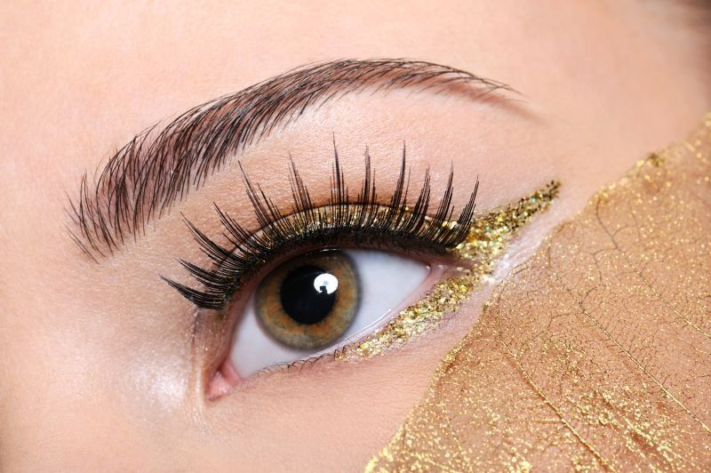 glittering-eyes-3 14 Makeup Trends to Be More Gorgeous in 2017