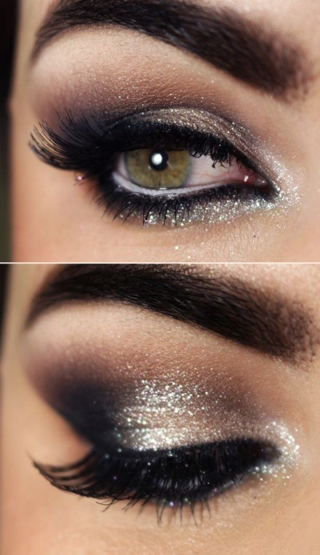 glittering-eyes 14 Latest Makeup Trends to Be More Gorgeous in 2020