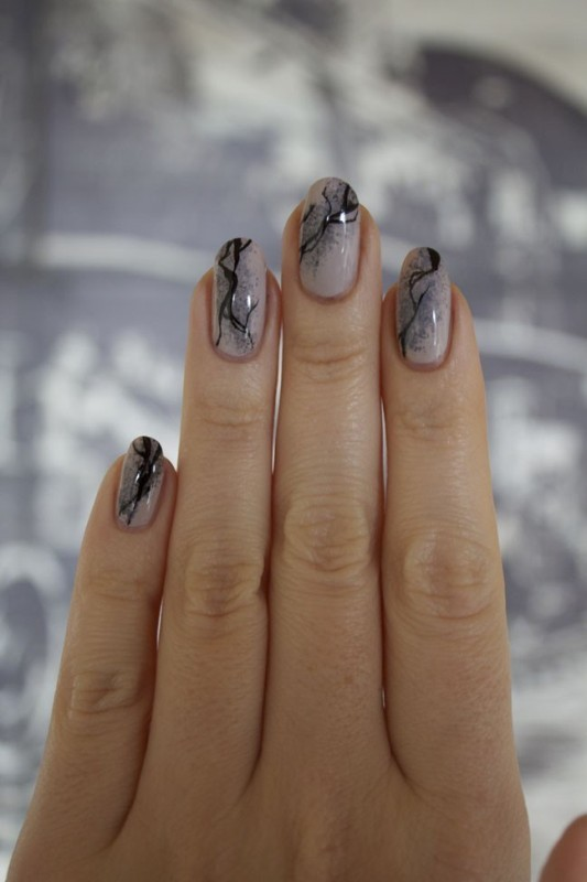 marble-nails-2 28+ Dazzling Nail Polish Trends You Must Try in 2018