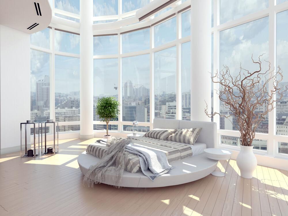 shutterstock_142028887 5 Main Bedroom Design Trends For 2018