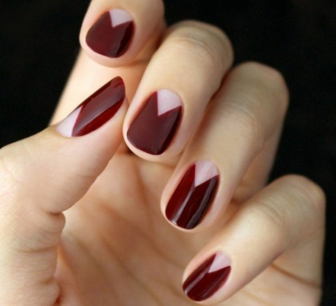 simple-nails-10 28 Dazzling Nail Polish Trends You Must Try in 2017