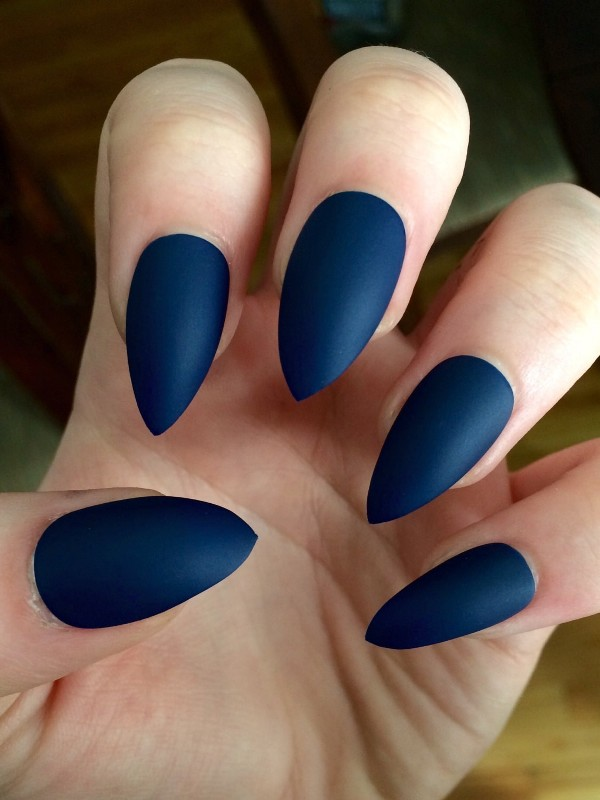simple-nails-2 28+ Dazzling Nail Polish Trends You Must Try in 2018