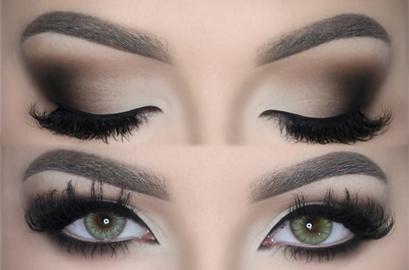 smokey-eyes-10 14 Makeup Trends to Be More Gorgeous in 2017