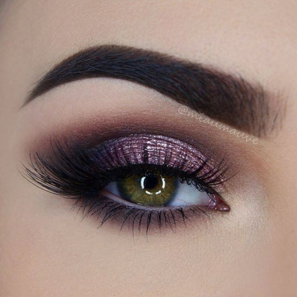smokey-eyes-6 14 Makeup Trends to Be More Gorgeous in 2017