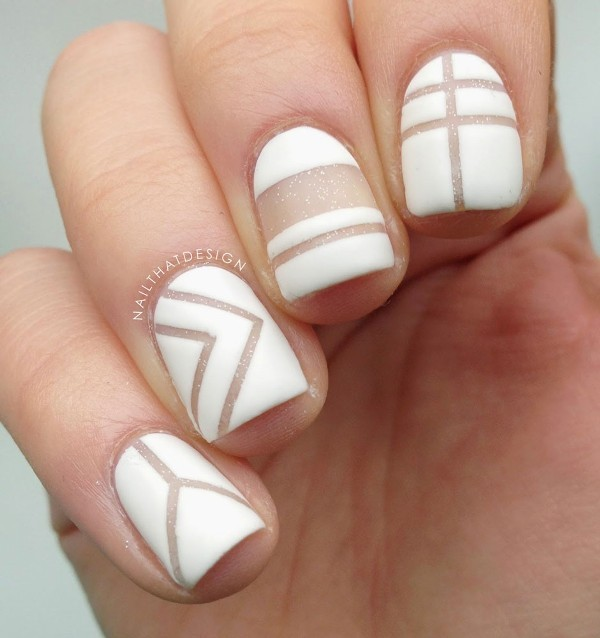 striped-nails-11 28+ Dazzling Nail Polish Trends You Must Try in 2018