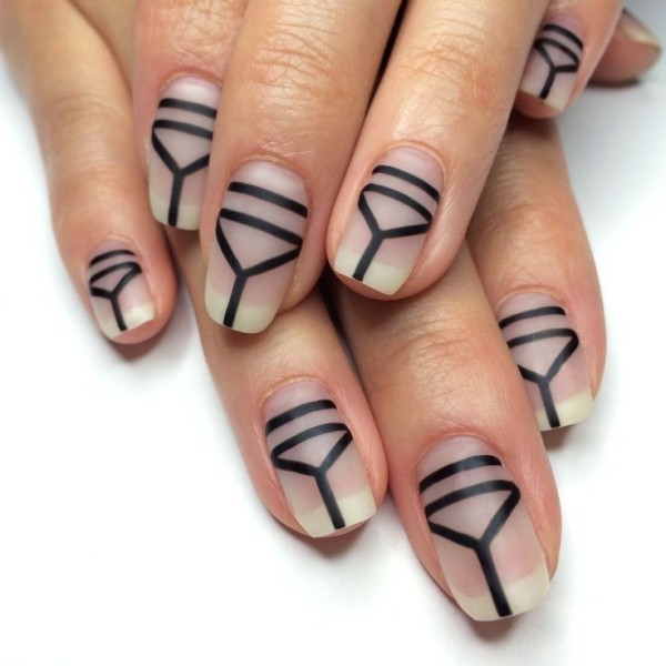 striped-nails-12 28+ Dazzling Nail Polish Trends You Must Try in 2019