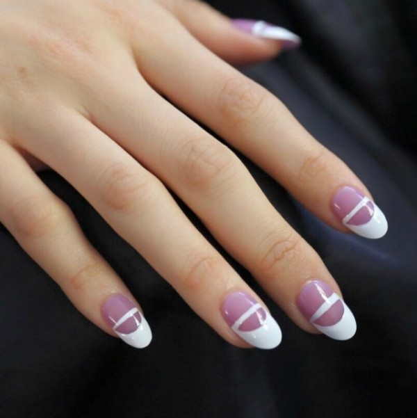 striped-nails-13 28+ Dazzling Nail Polish Trends You Must Try in 2021